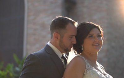 Mitchell and Amanda Have a Jewel of a Wedding